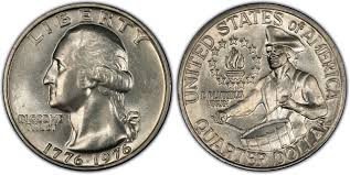 1776 to 1976 quarter your u s coins washington eagle quarter