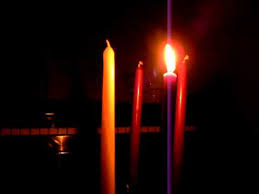 advent candle lighting order advent wreath candle lighting part 1 youtube