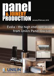 panel u0026 joinery production jan feb 2016 by first sight graphics