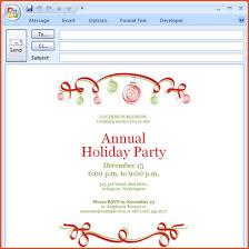 outlook invitation template 8 microsoft office invitation