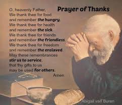 best 25 prayer of thanks ideas on daily prayer