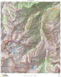 Snowmass Colorado Map by The Snowcap Loop Combination Of Snowmass Mountain And Capitol Peak