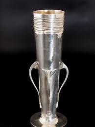cymric silver vase by archibald knox 12658 nouveau deco arts