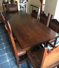 brilliant design 7 foot dining table lovely idea 9 foot dining
