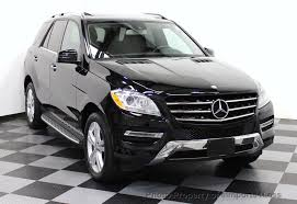 mercedes suv used 2015 used mercedes m class certified ml350 4matic awd suv
