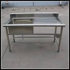 used stainless steel tables for sale manufacturer one sink inox table stainless steel kitchen working
