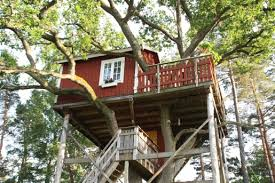 Treehouse Europe - tree house holidays featured on greentraveller