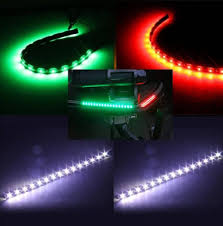 boat navigation light kit boat bow led navigation stern bow light kit red green and