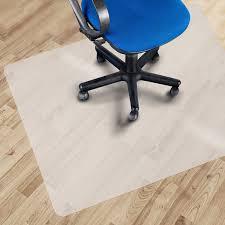 Bamboo Floor Protector Stunning Design For Office Chair Hardwood Floor Protector 3 Modern