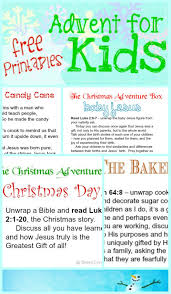 kid friendly advent printables advent activities advent and