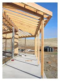 symbiosis farms the homestead journal porch framing u0026 roof