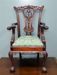 Childs Antique Chair Chippendale Style Child U0027s Armchair Cadeiras E Sofás Antigos