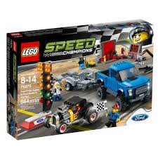 lego ford mustang lego speed champions toys
