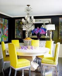 Yellow Dining Chair Design Crisis Archive Mellow Yellow Home Inspiration