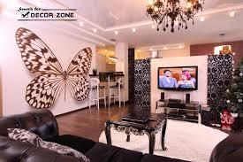 Interior Design Living Room Wallpaper Ordinary Wallpaper Design Ideas For Living Room Part 2 Living