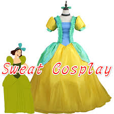 Halloween Costume Ball Gown Cheap Cinderella Ball Gown Costume Aliexpress