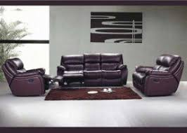 Recliner Leather Sofa Reclining Leather Sofa Sets Foter