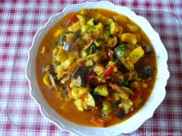 cuisiner le curcuma ratatouille au curcuma recette iterroir