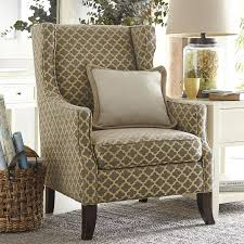 Wing Chairs For Living Room by Alec Gray Trellis Wing Chair Pier 1 Imports