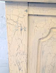 white crackle paint cabinets painted furniture crackle finish tutorial new house new home