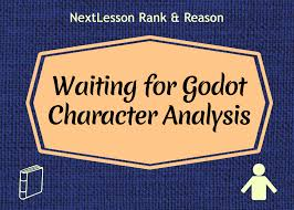 waiting for godot essay waiting for godot plot characters and