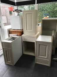 Ex Display Kitchen Island For Sale by Five Cream Coloured Homebase Buckinghamshire Range Ex Display