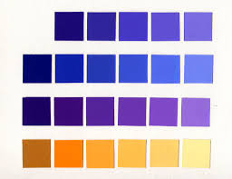 hues of purple different shades of purple color chart choice image chart