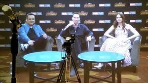 film marvel akan datang bintang film avengers infinity war tertarik ke indonesia viva