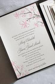 cherry blossom wedding invitations 78 best wedding invitations images on cherry blossoms