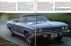 1969 Chevelle Interior 1969 Chevelle Specs Colors Facts History And Performance