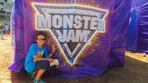 monster jam truck show zz ninja kid monster jam truck show barcelona