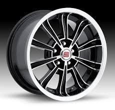 Matte Black 2005 Mustang 2005 2014 Mustang Carroll Shelby Cs66 18x9 5 Wheel Black