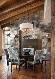 Dining Room Chandeliers Rustic Rustic Dining Rooms Provisionsdining Com
