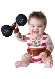 toddler halloween costumes spirit infant toddler silly strongman costume