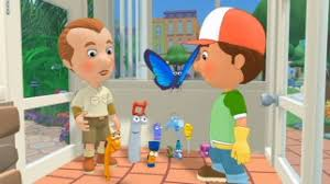 handy manny big construction job dvd review