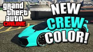 gta 5 online paint jobs best rare modded crew colors 7