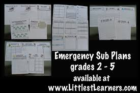 Secretary Desk Plans Free by How To Prepare For A Sub W Free Printables Clutter Free Classroom