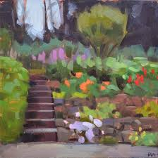 Garden Art For Sale Carol Marine U0027s Painting A Day May 2014
