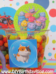 birthday decoration ideas for kids at home diy birthday blog home birthday party idea tip oh pig the cat