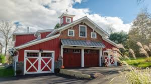 garage metal barn homes with 4 bedrooms for best barn home idea