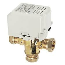 drayton ma1 679 3 3 port motorised valve motorised valves