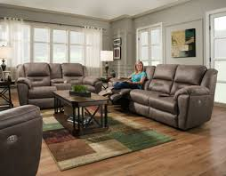 Homestretch Reclining Sofa by Pandora Power Double Reclining Sofa With Power Headrests By