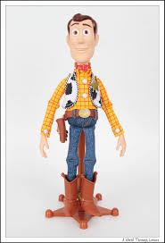 toy story woody talking action figure