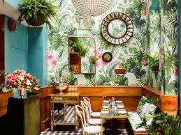 leo u0027s oyster bar tropical glamour in san francisco coastal living