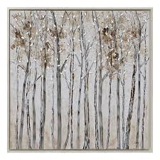 winter painted canvas mirror ol1301afw ren wil mirrors afw