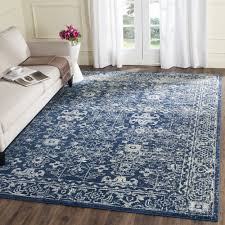 Rugs Navy Blue Safavieh U0027s Evoke Collection Is Inspired By Timeless Vintage