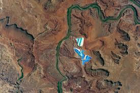 Map Of Moab Utah by Solar Evaporation Ponds Near Moab Utah