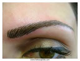 3d eyebrow tattoo pictures to pin on pinterest tattooskid