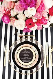 color inspiration modern black on white wedding ideas modwedding