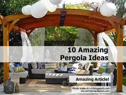 Home Depot Pergola by Pergola By Katie D I D Blogspot Com1 Jpg